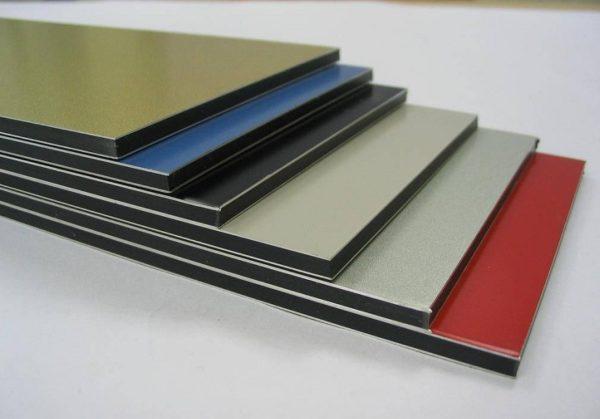 Tấm ốp Aluminium bền đẹp với màu sắc đa dạng